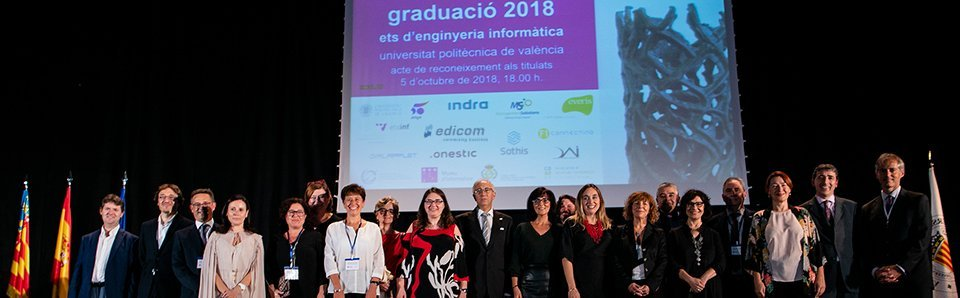 EDICOM collaborates in the graduation of the ETSINF
