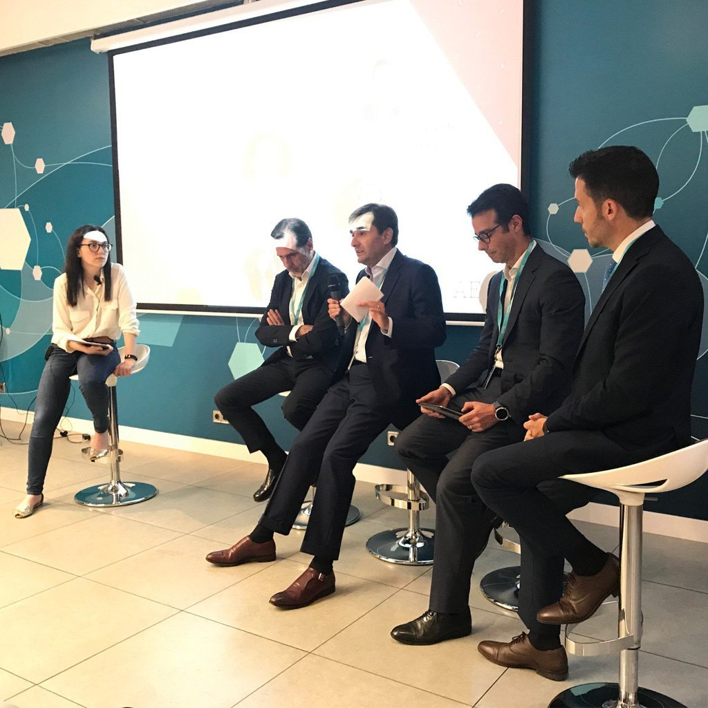 EDICOM participa en un debate de la AED