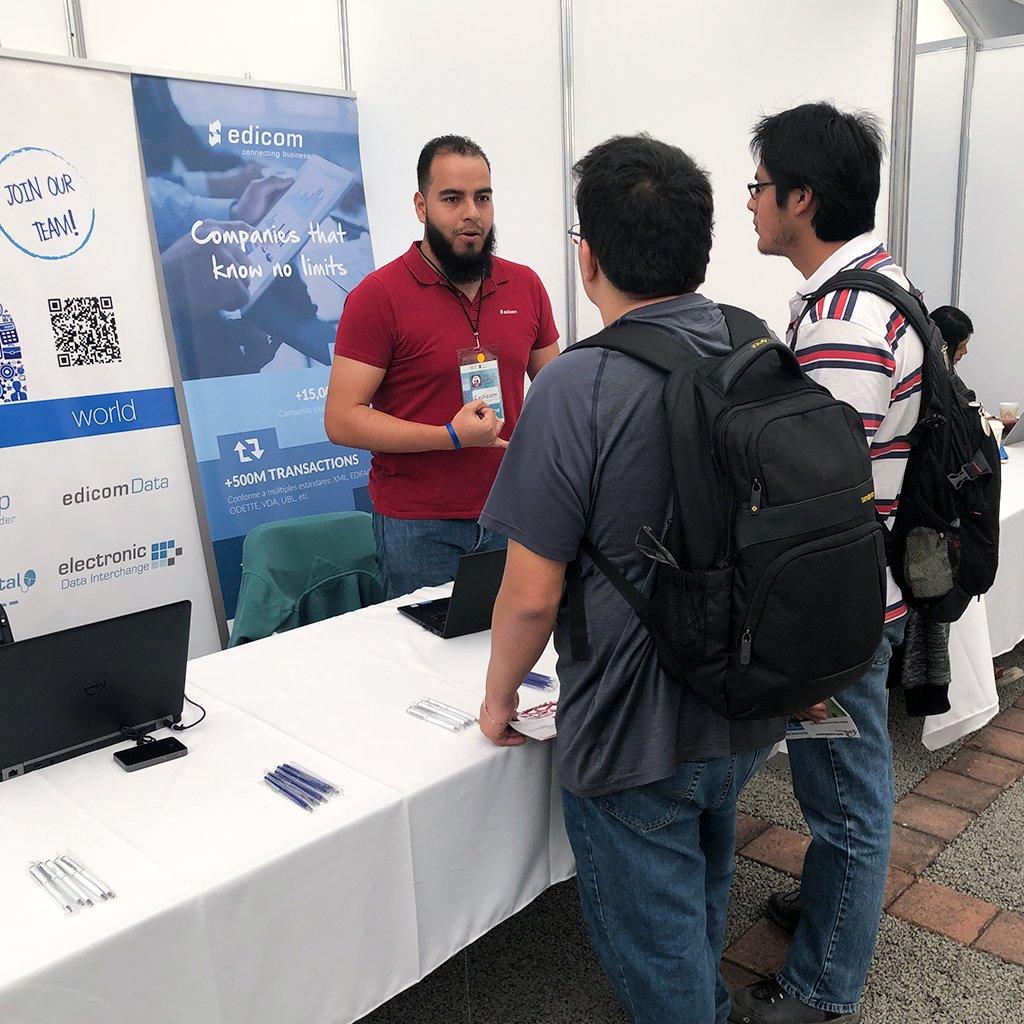 EDICOM participa en la Feria del Empleo