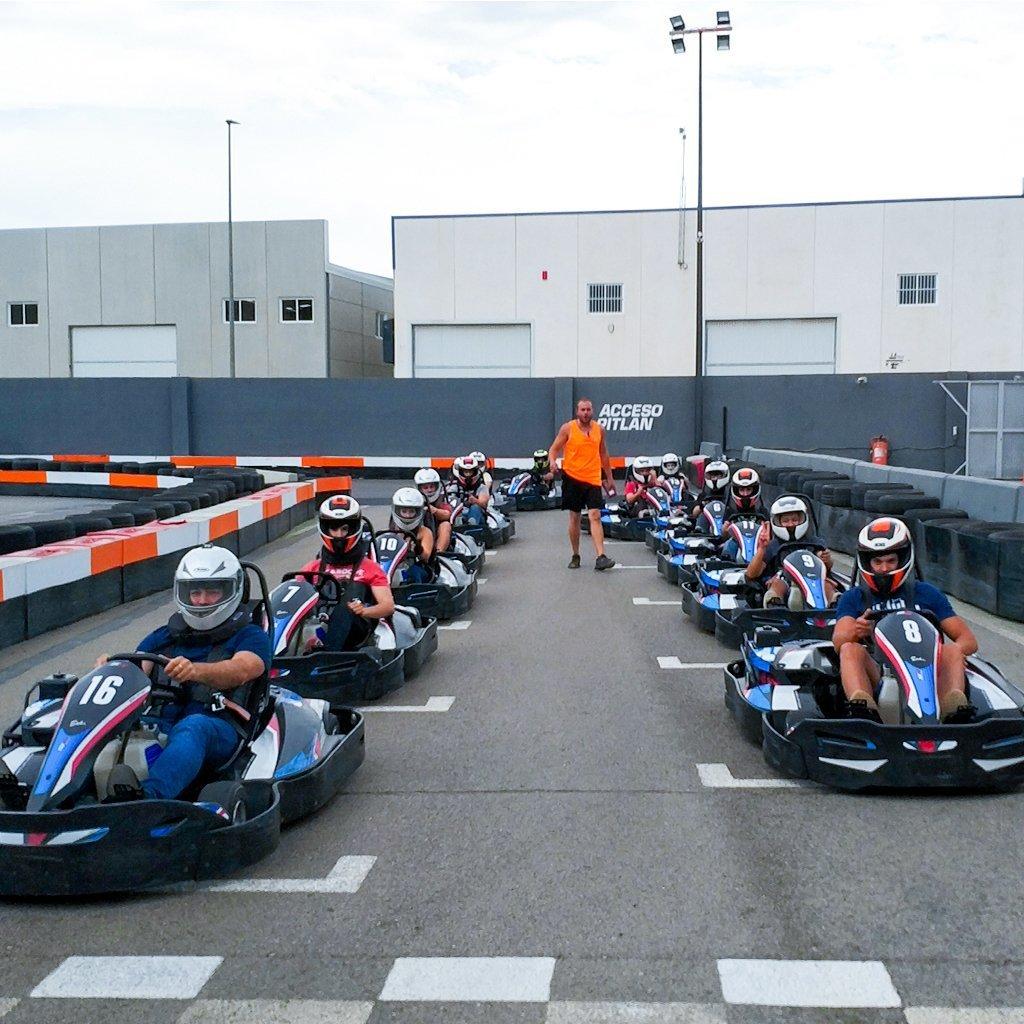 EDICOM celebra el Gran Premio EDICOM de Karts