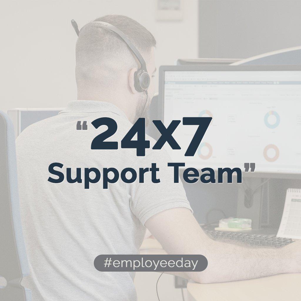 24x7 Support Team en EDICOM