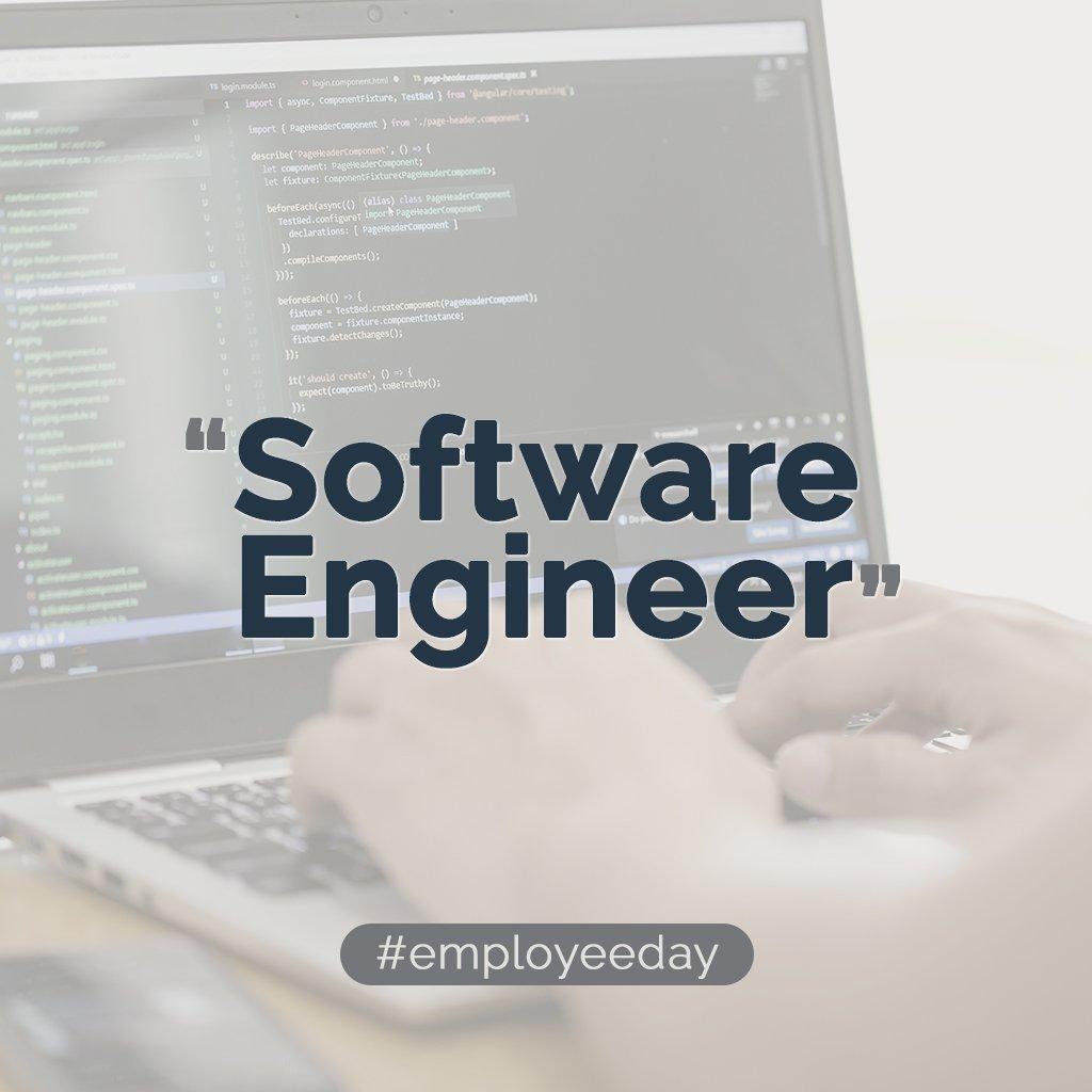 Software engineer en EDICOM
