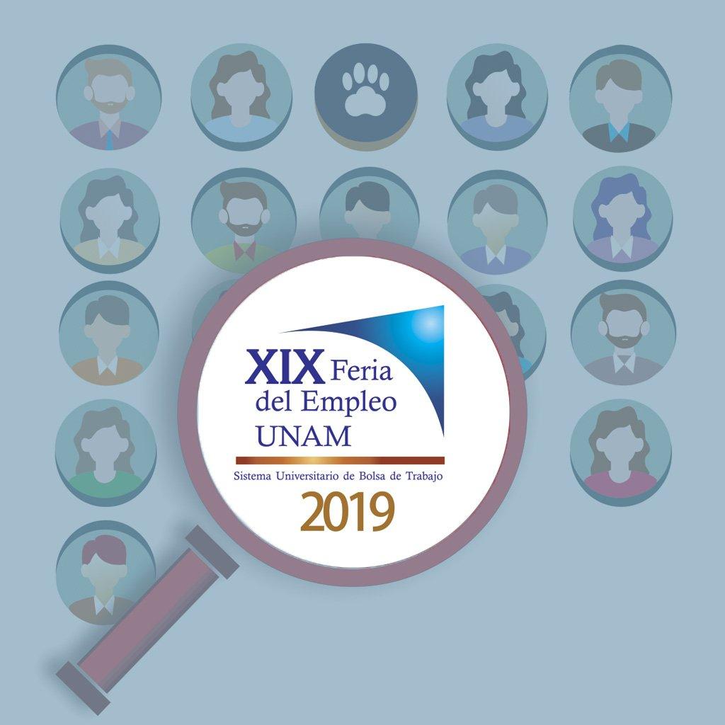 EDICOM participa en Feria de Empleo UNAM 2019