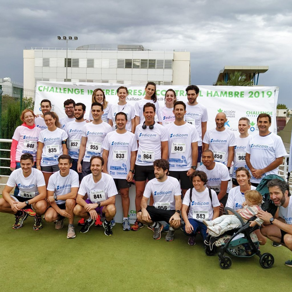 EDICOM takes part in Interempresas Challenge