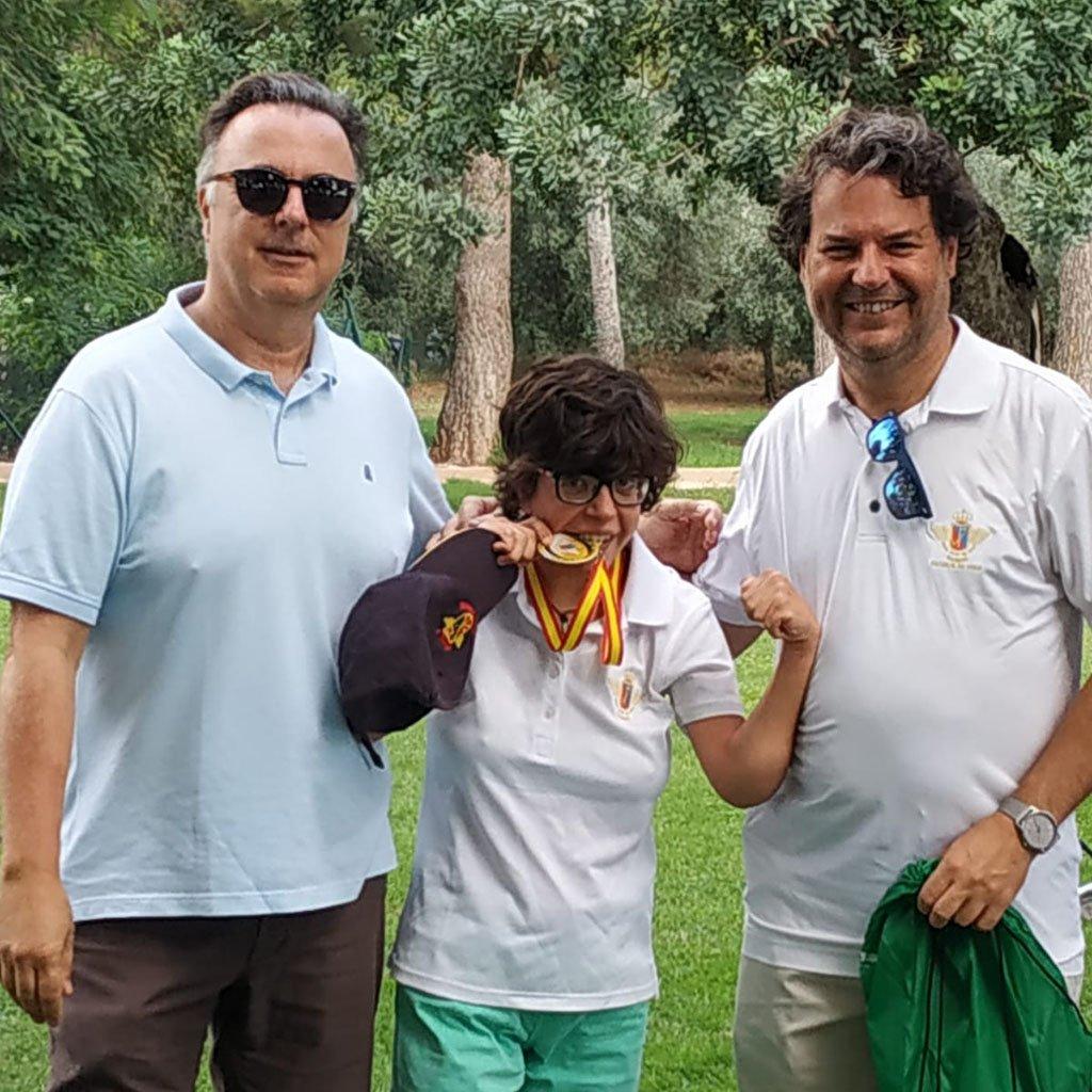 EDICOM colabora con ASINDOWN en el Torneo Benéfico de Golf