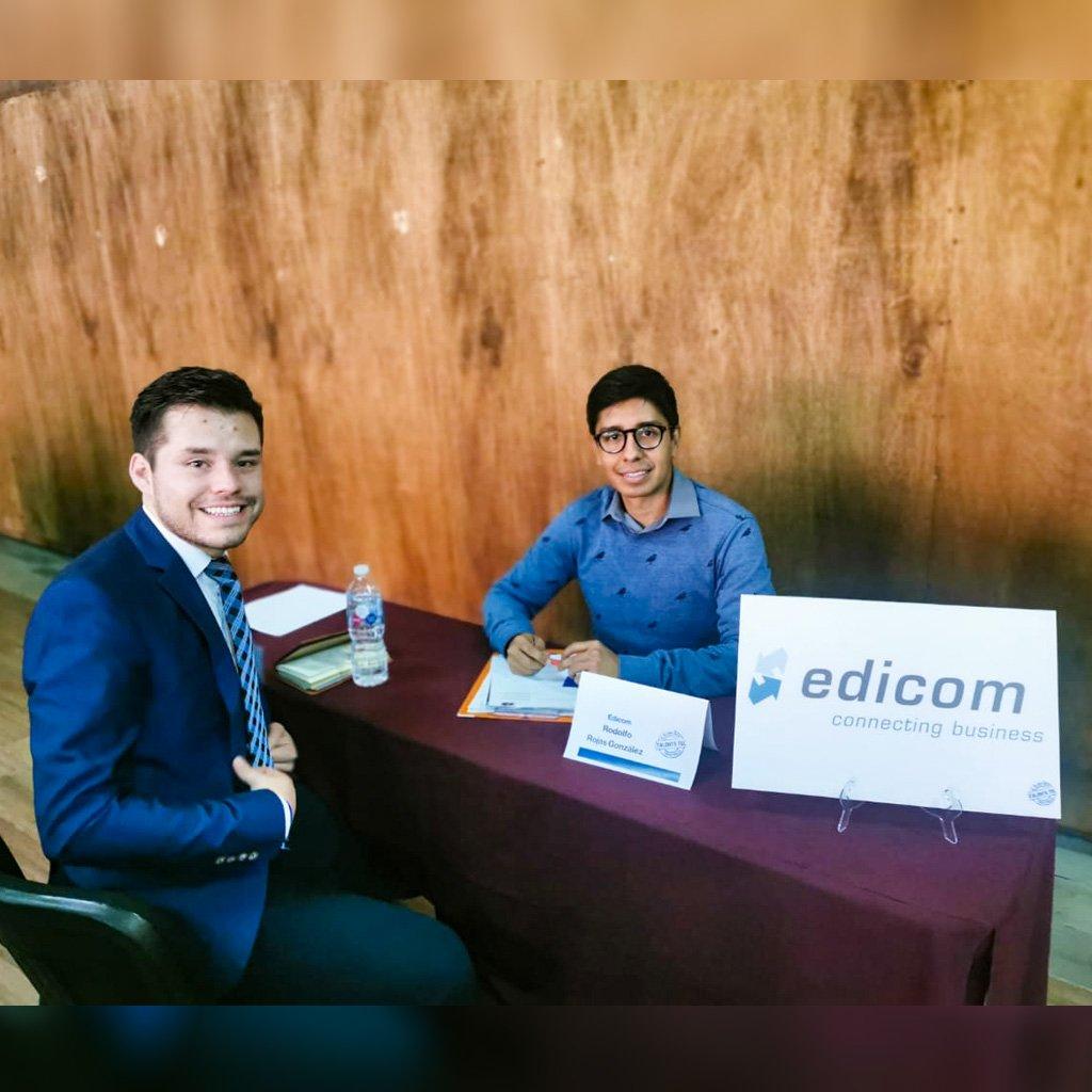 """EDICOM participa en """"TALENTO TEC: El último reto"""" en México"""