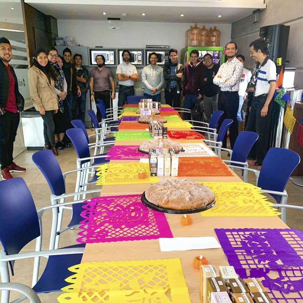 EDICOM México celebra el Día de los Muertos