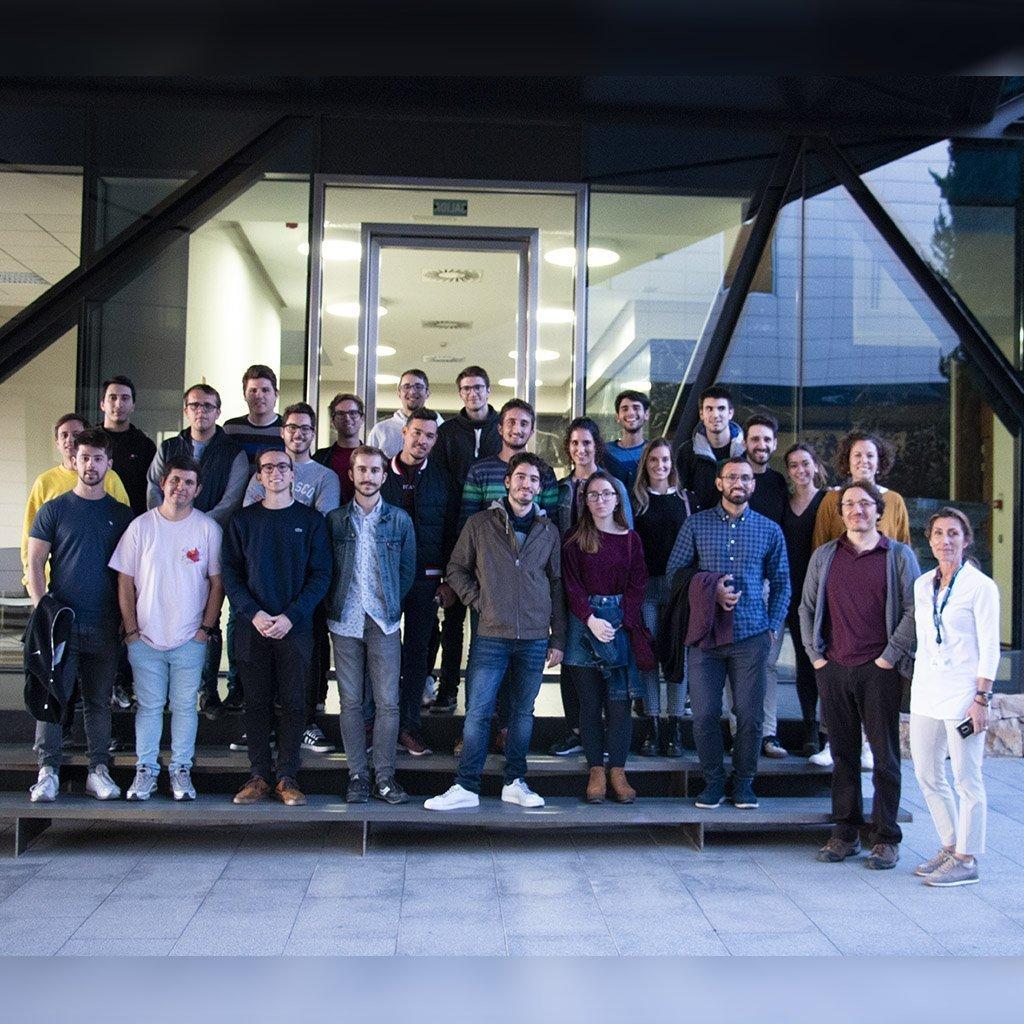 ADE + Informática de la ETSINF-UPV visitan EDICOM
