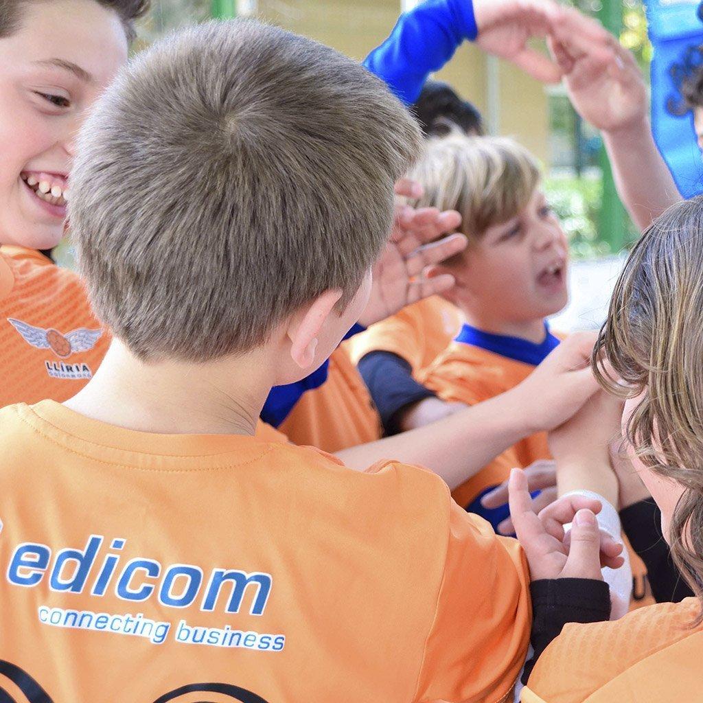 EDICOM patrocina el Club de Balonmano Llíria