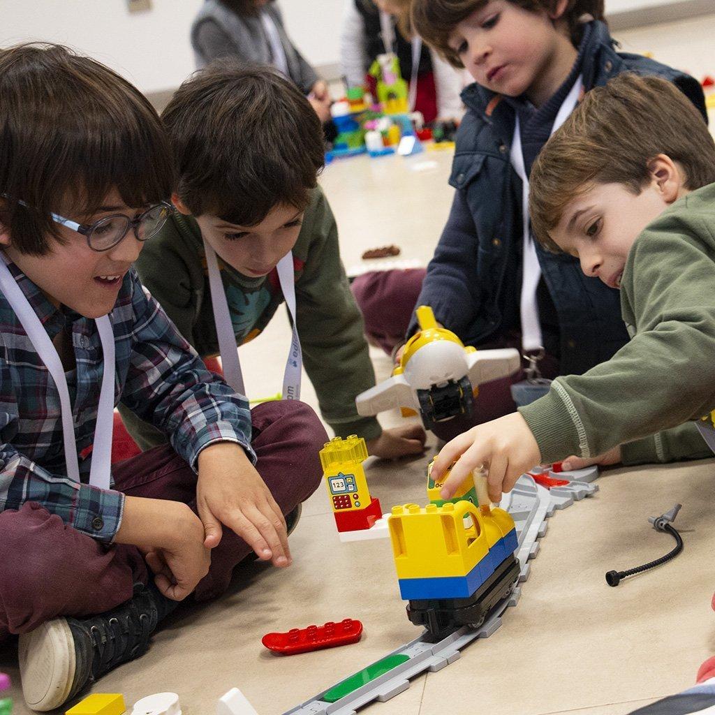 EDICOM celebrates robotics and sports day