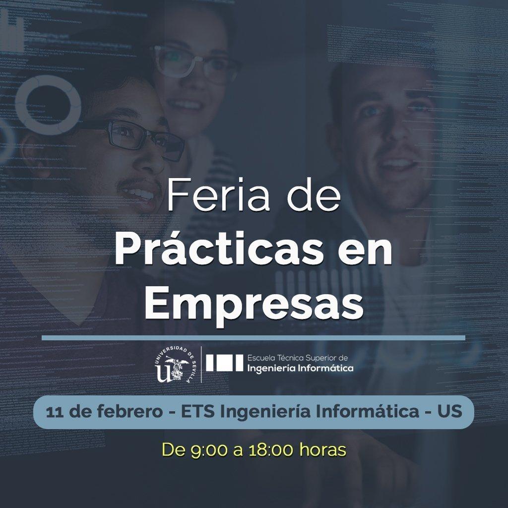 Feria de Prácticas en Empresas de la Universidad de Sevilla
