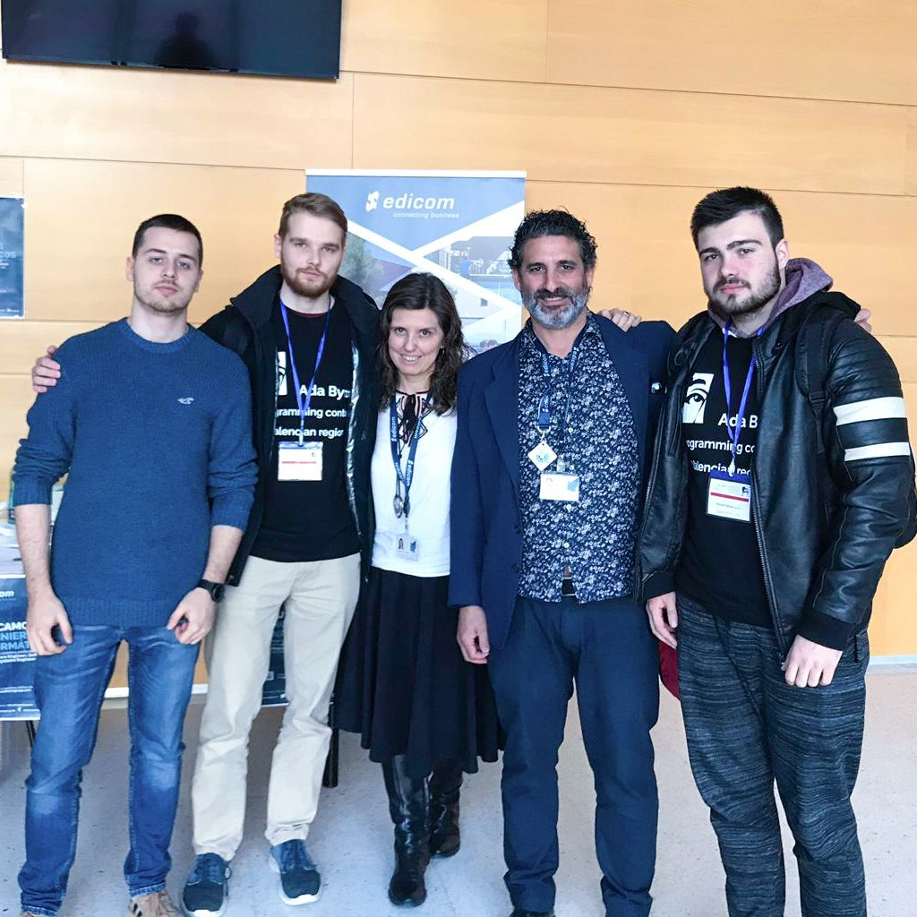Concurso Universitario de Programación Ada Byron