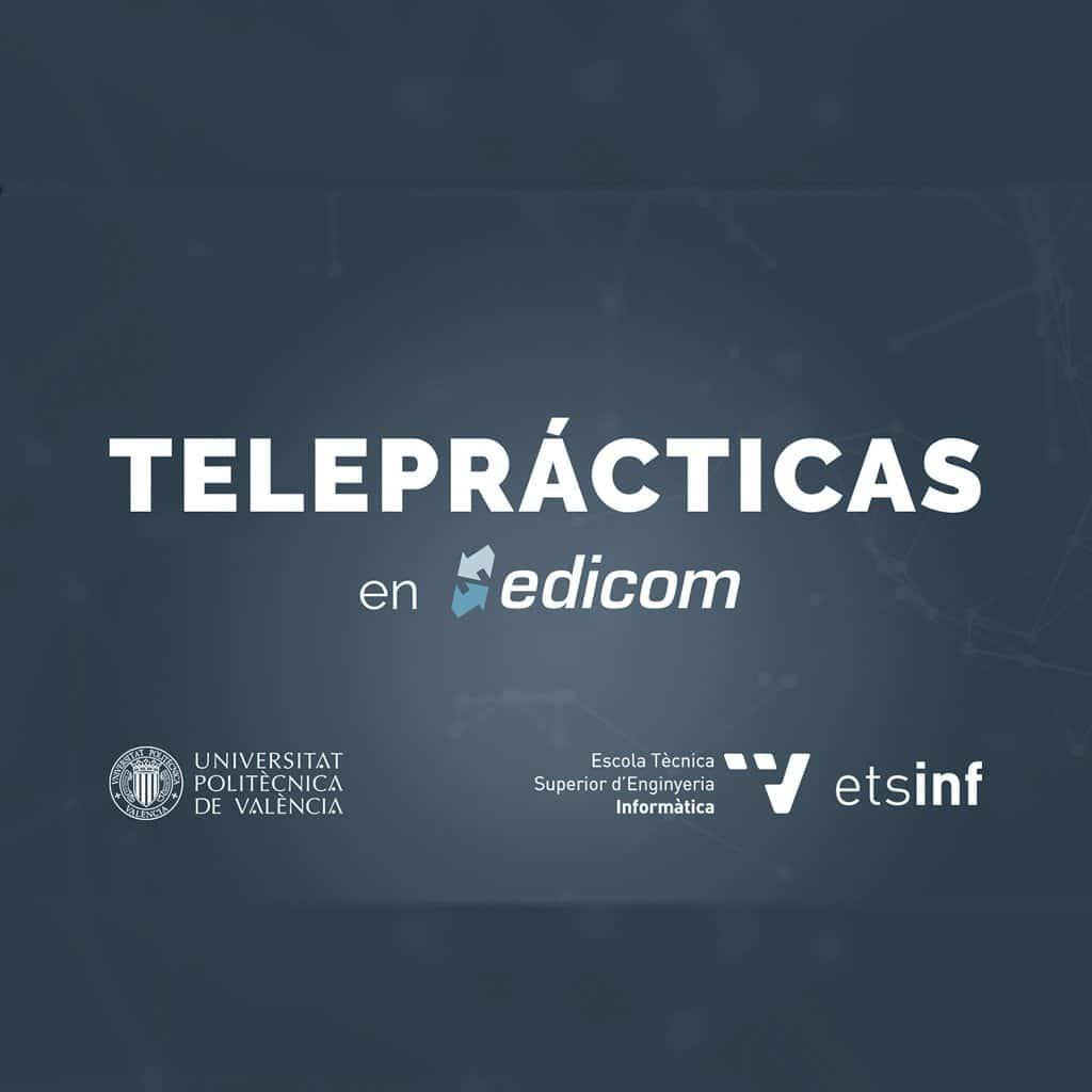 Estudiantes de Ingeniería Informática realizan teleprácticas