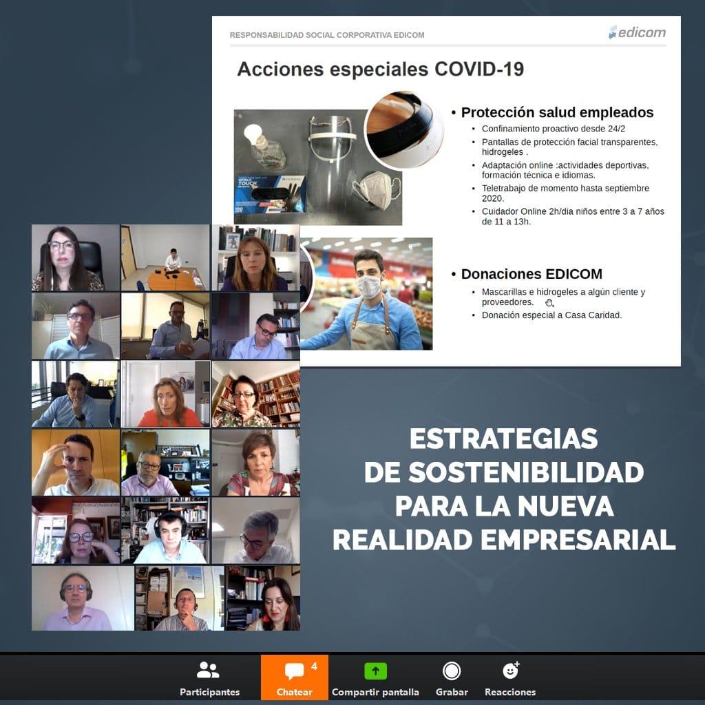 EDICOM explains its CSR actions