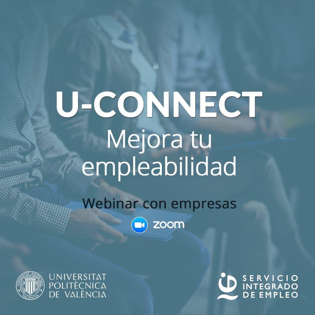 EDICOM joins UPV Integrated Employment Service U-CONNECT