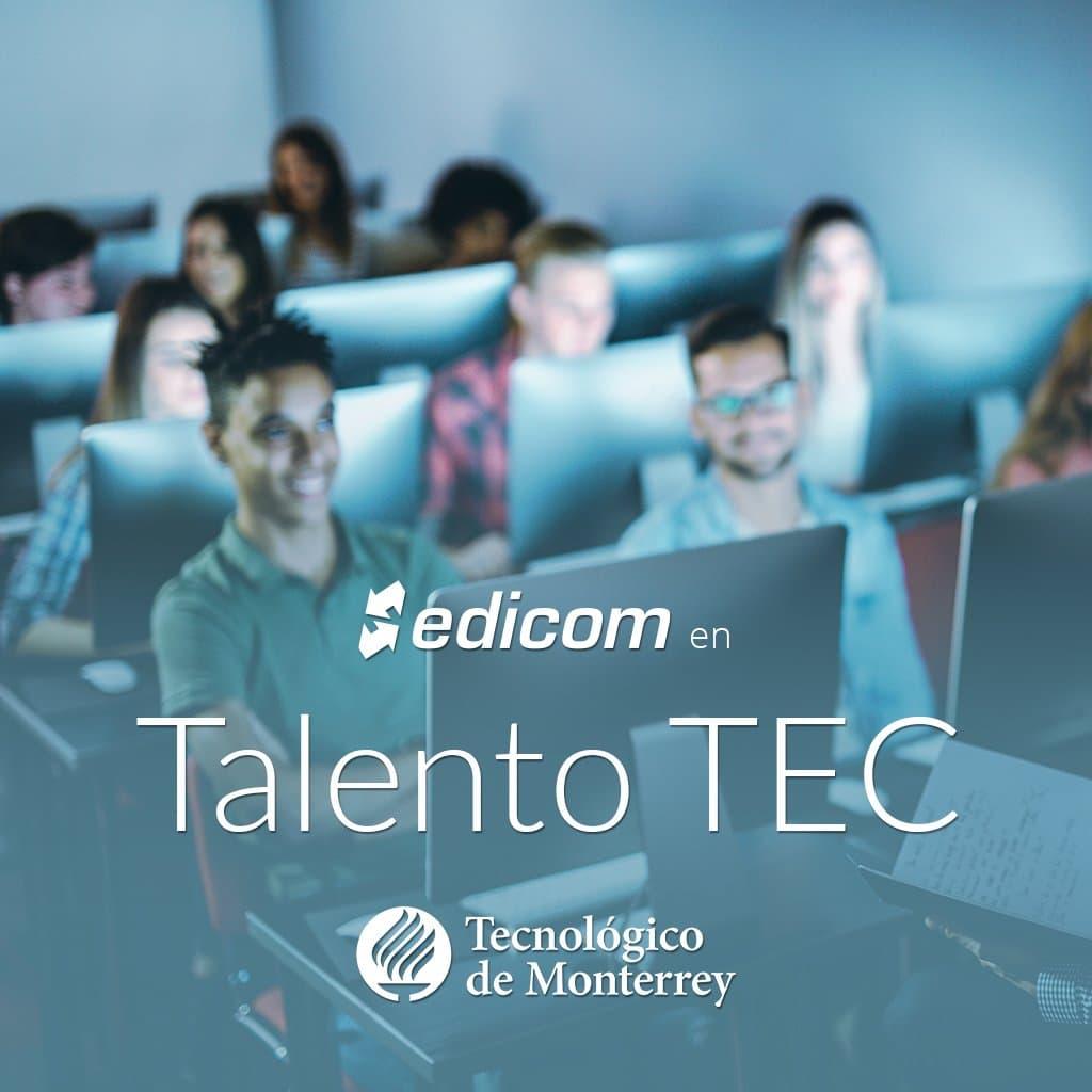 EDICOM participará en TALENTO TEC