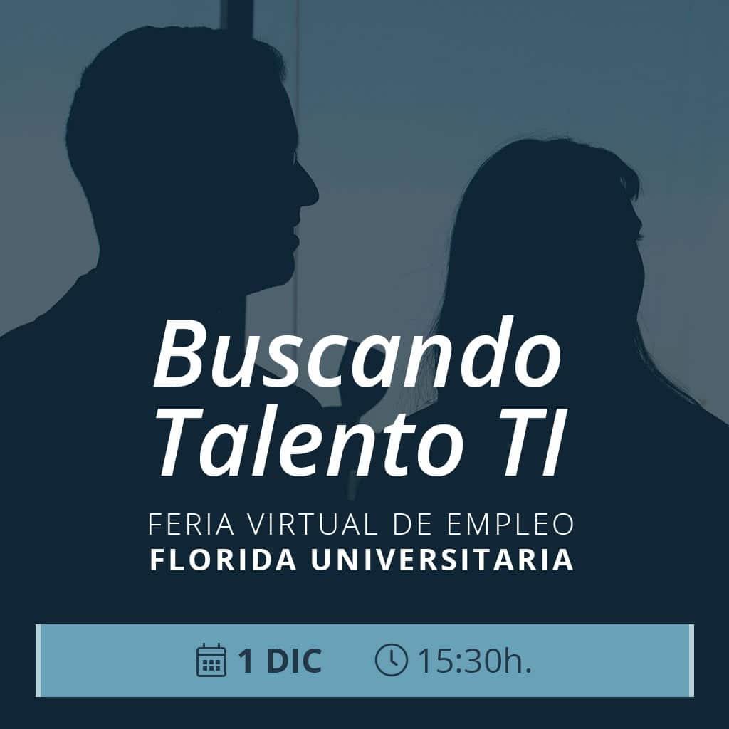 Feria Virtual de Empleo de Florida Universitaria