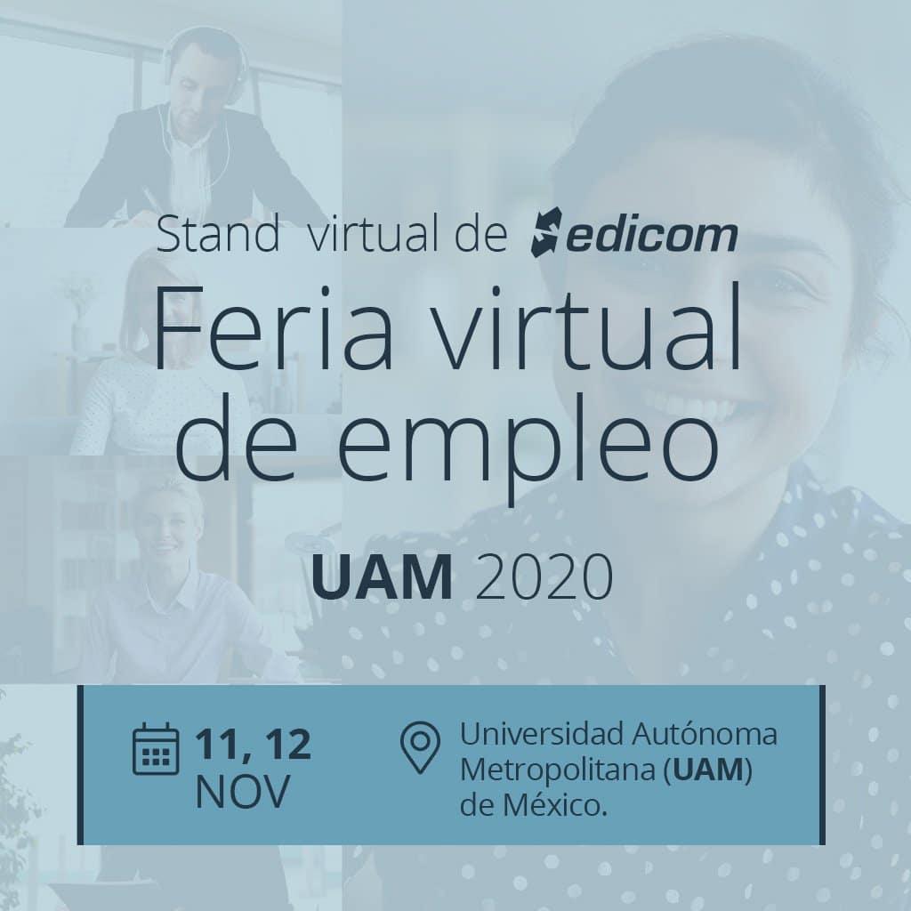 Feria Virtual de Empleo UAM 2020