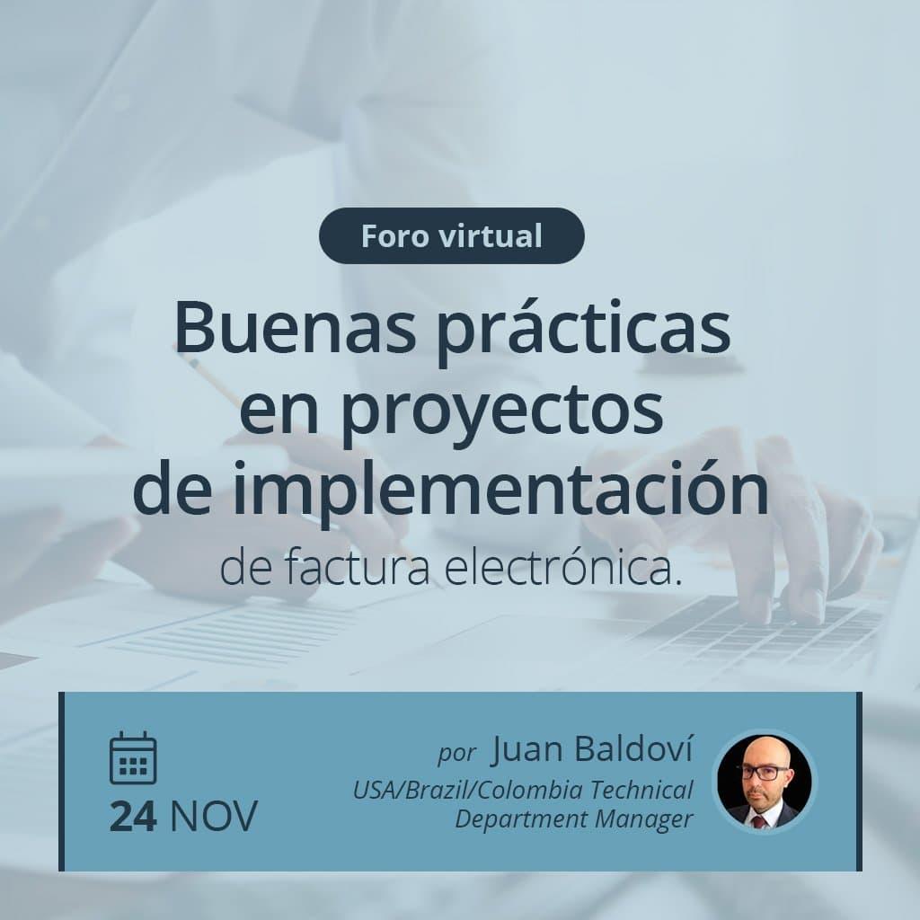 Foro Virtual de Innovación Facilitación y Tecnología