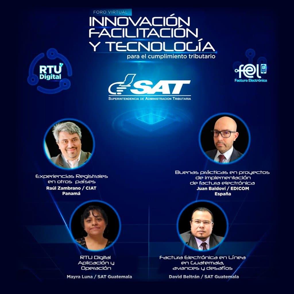 Virtual Forum on Innovation Facilitation and Technology