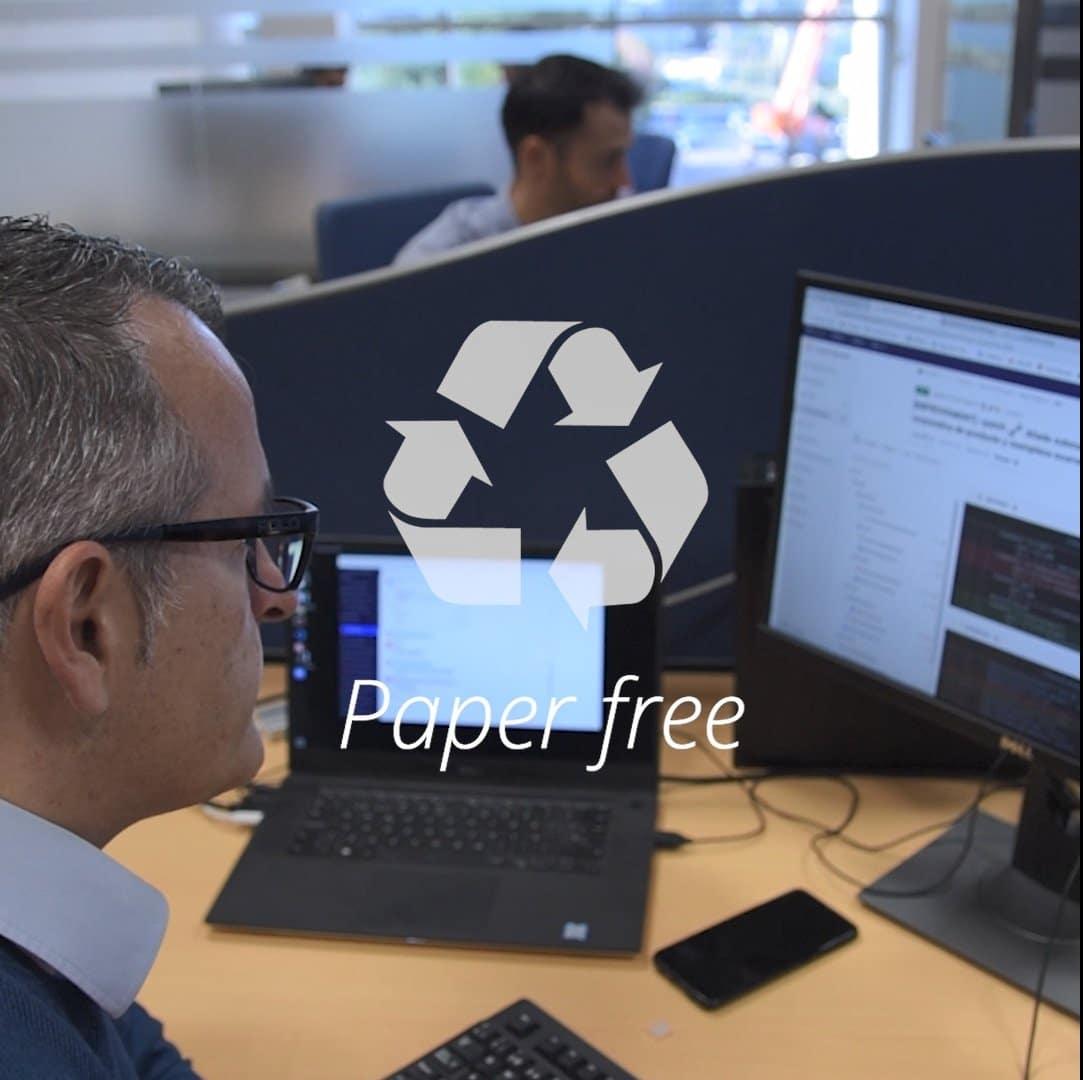EDICOM trabaja por el compromiso medioambiental