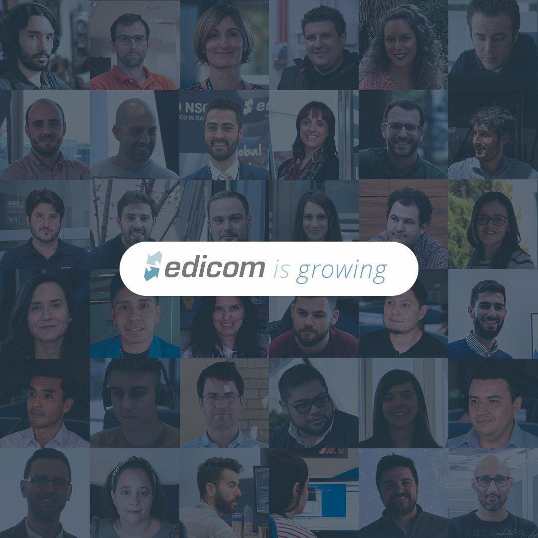 EDICOM prevé incorporar 150 profesionales TIC