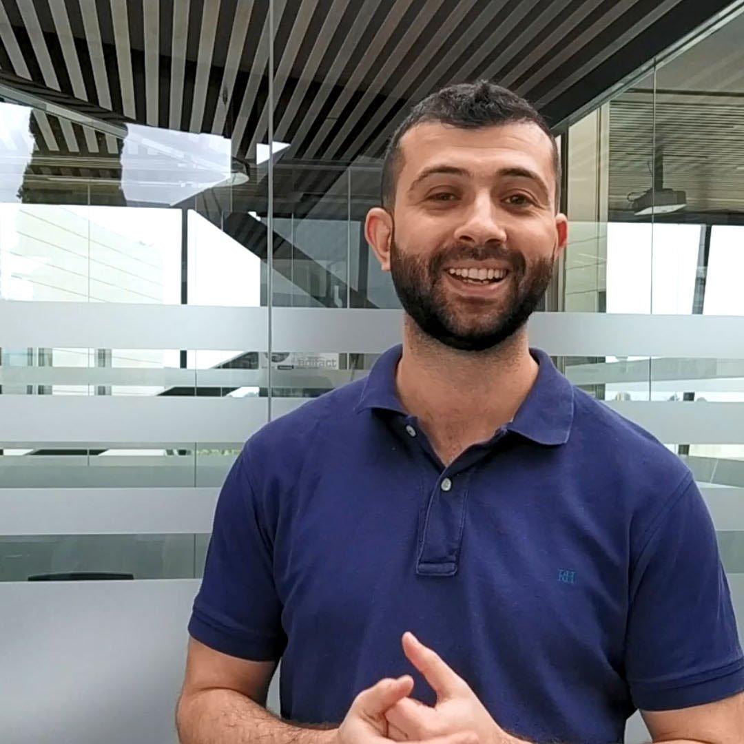 Diego Martinez Wazen Team Manager