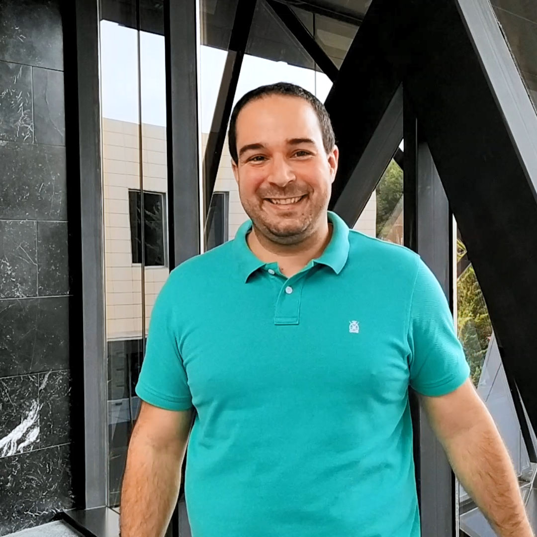 Jorge Isnardo Systems Engineer