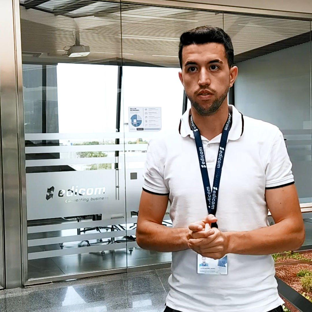 Carlos Martínez Integrador de Software