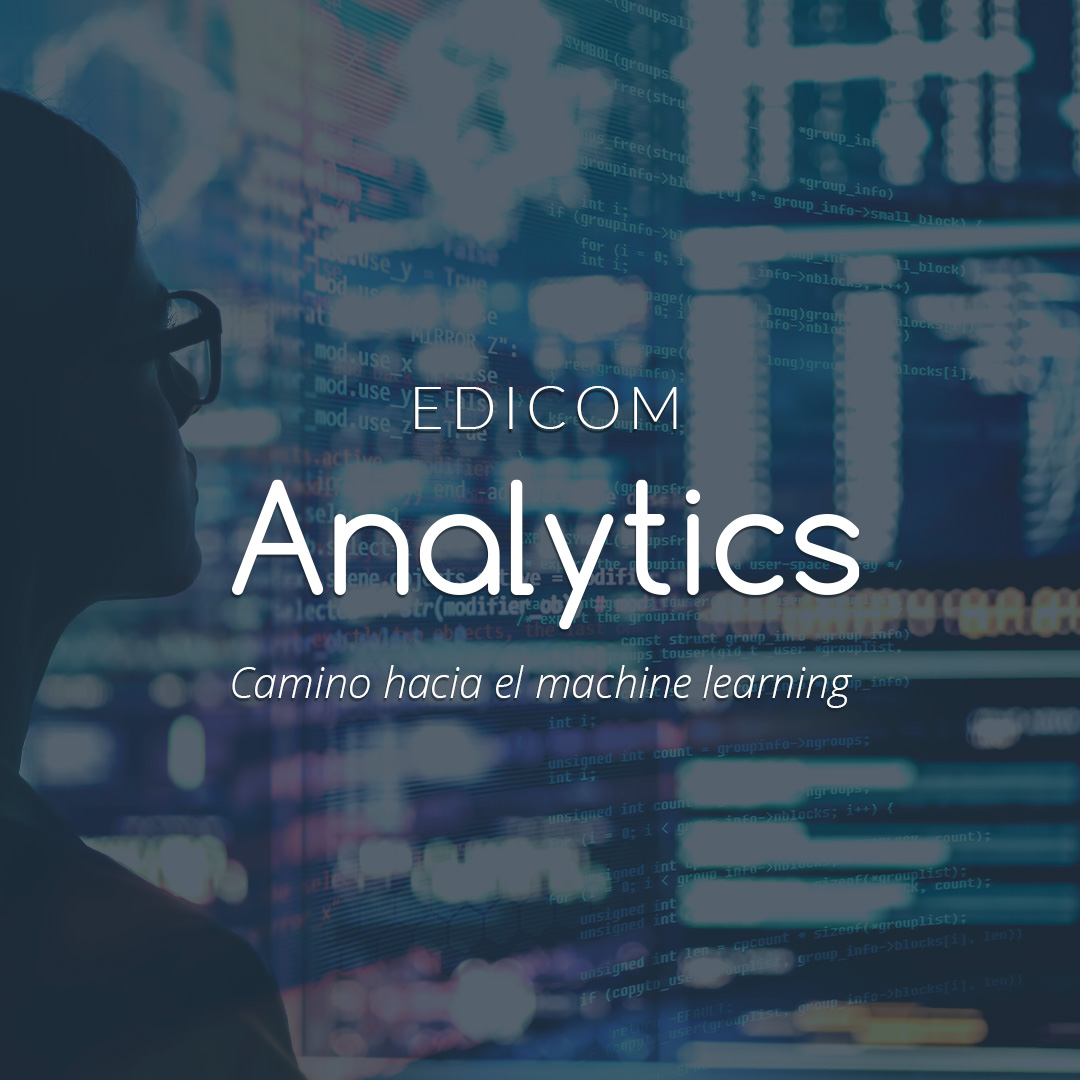 EDICOM Analytics: Path towards Machine Learning