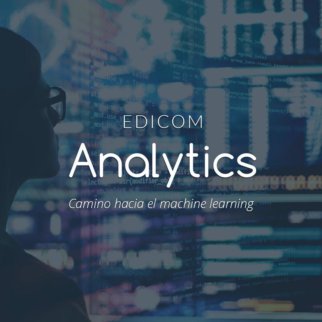 EDICOM Analytics: camino hacia el machine learning